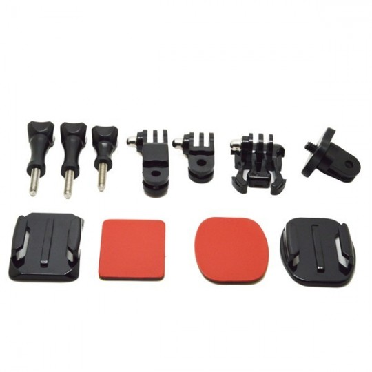 Kit complet de conversion et fixations RAD'CAM