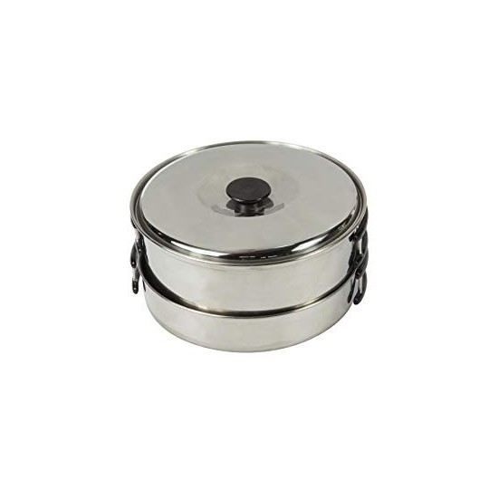 Compact Steel Cook Set REGATTA