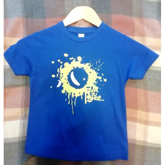 T-shirt enfant TURBULENCE