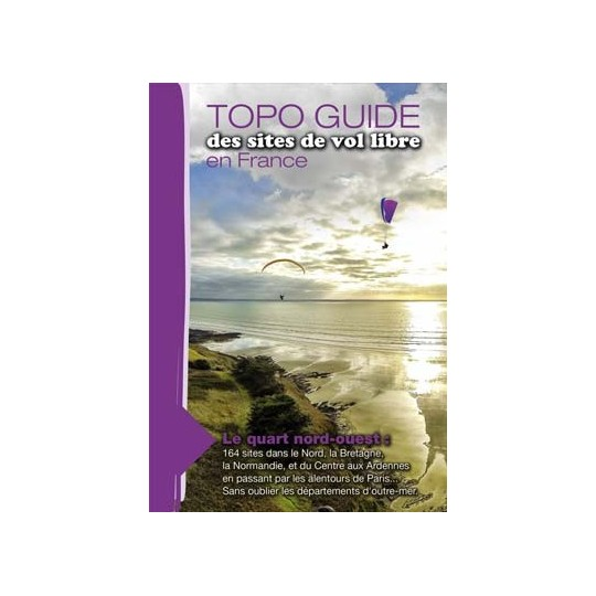 Topoguide nord ouest FAKY